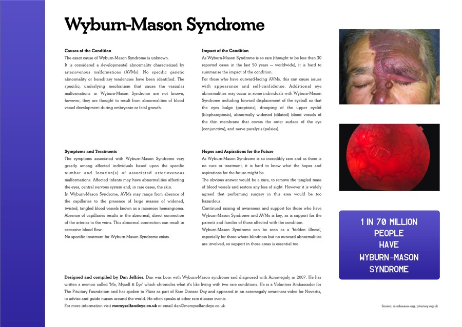 Wyburn-Mason information