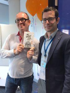 Mike Metcalfe, Rare Disease UK Medical Director Pfizer Me Myself & Eye