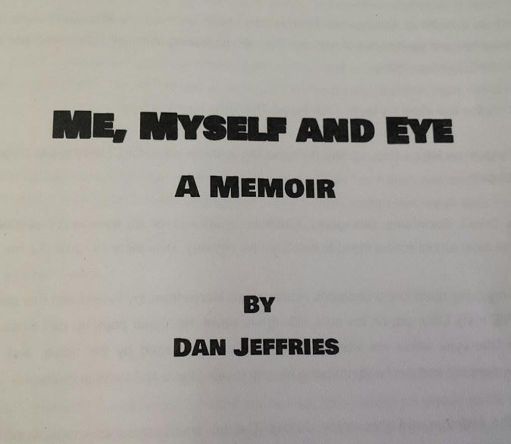 London Book Fair Me Myself Eye Dan Jeffries