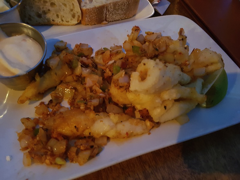 Delicious Squid 1 - Canada West Acromegaly Conference: Thursday